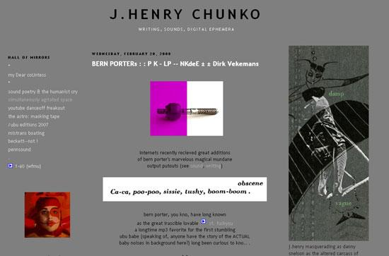 J.H. Chunko Trecks Again